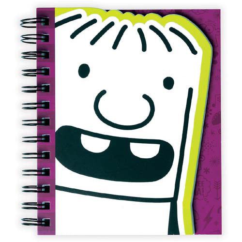 Mudpuppy Wimpy Kid Layered Journal Rowle