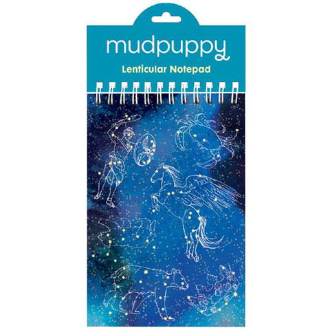 Mudpuppy Lenticular Journal Constellatio