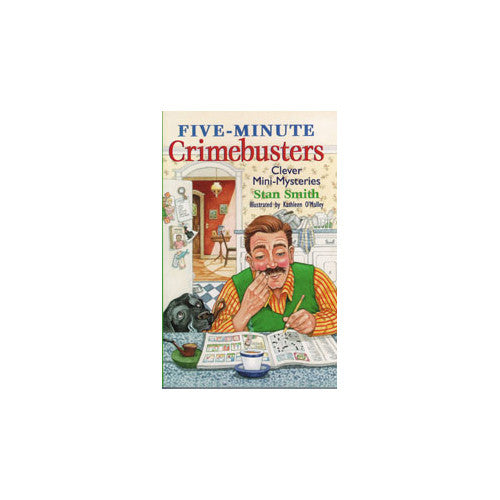 Sterling Five-Minute Crimebusters Book