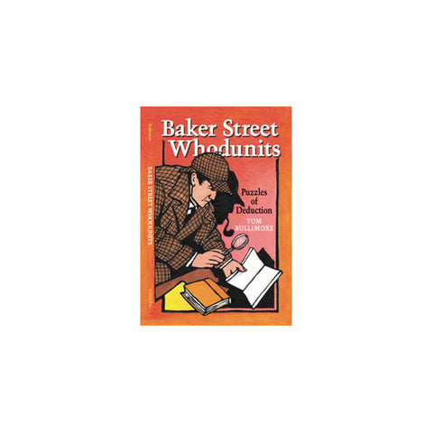 Sterling Baker Street Whodunits Book