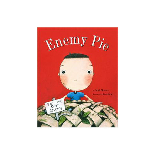 Chronicle Books Enemy Pie