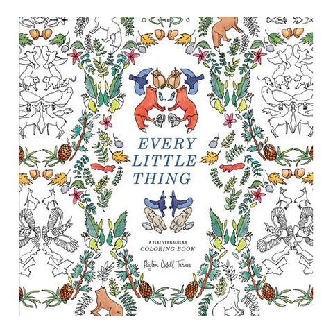 Random House Every Little Thing Coloring