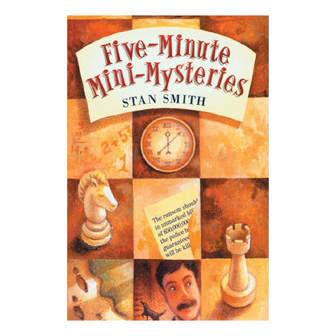Sterling Five-Minute Mini-Mysteries Book