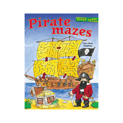 Sterling Pirate Mazes