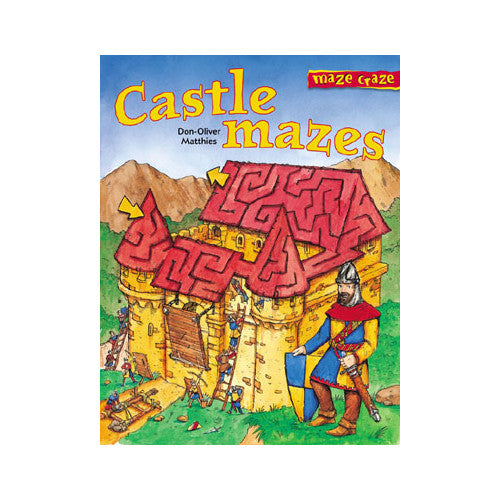 Sterling Castle Mazes