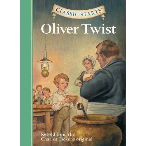 Sterling Classic Starts: Oliver Twist