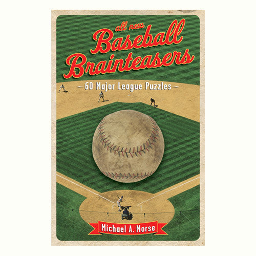 Sterling All New Baseball Brainteasers