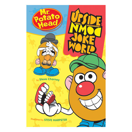 Sterling Mr Potato Head Joke World Book