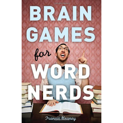Sterling Brain Games for Word Nerds