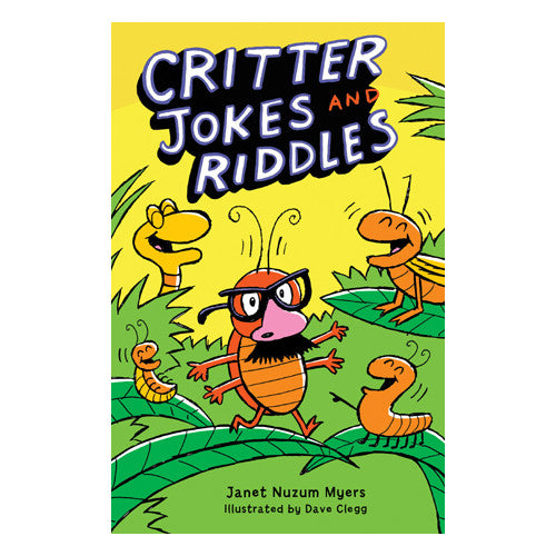 Sterling Critter Jokes and Riddles Book