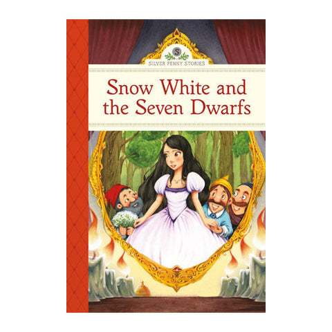 Sterling Snow White and the Seven Dwarfs
