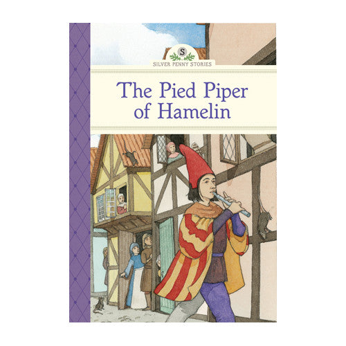 Sterling Pied Piper of Hamelin