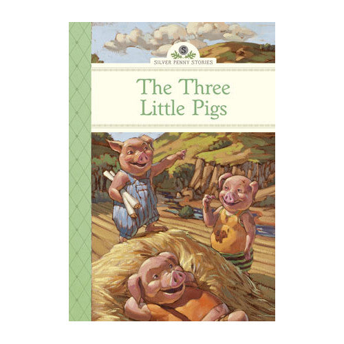 Sterling The Three Little Pigs