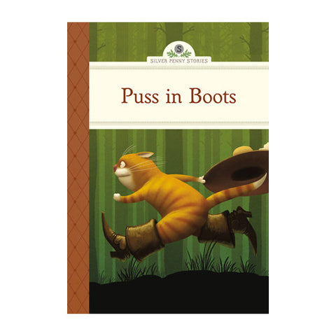 Sterling Puss and Boots Classic