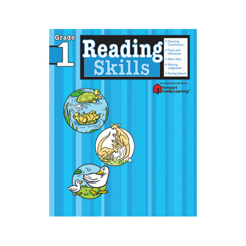 Harcourt Reading Skills Grade 1 Workbook