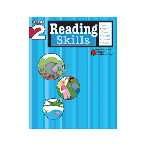 Harcourt Reading Skills Grade 2 Workbook