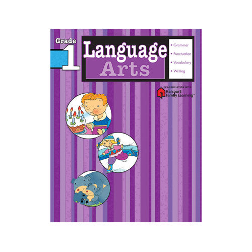 Harcourt Language Arts Grade 1 Workbook