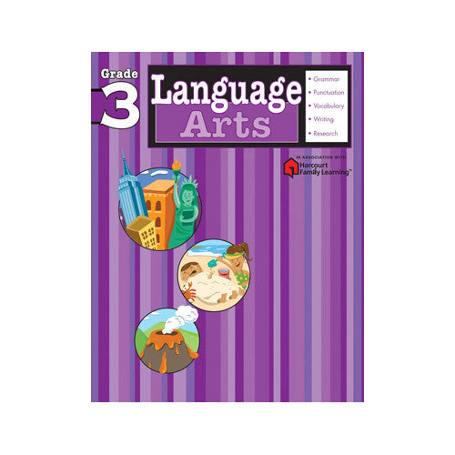 Harcourt Language Arts Grade 3 Workbook