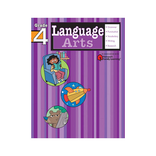 Harcourt Language Arts Grade 4 Workbook