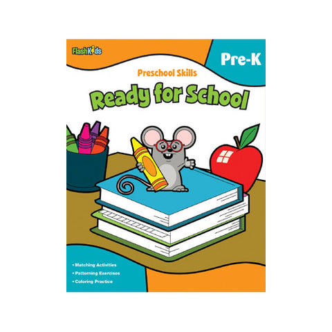 Flash Kids Preschool Ready For School