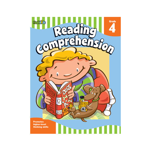 Sterling Reading Comprehension Grade 4