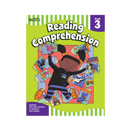 Flash Kids Grade 3 Reading Comprehension