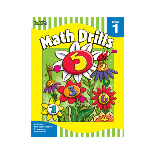 Flash Kids Grade 1 Math Drills