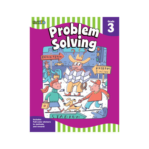 Flash Kids Grade 3 Problem Solving