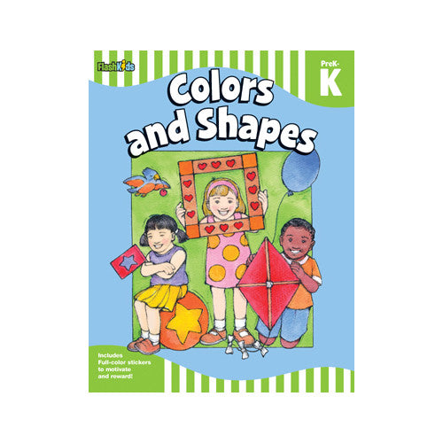 Flash Kids Prek-K Colors & Shapes