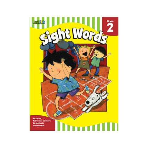 Flash Kids Grade 2 Sight Words
