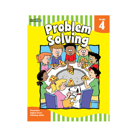 Flash Kids Problem Solving Grade 4