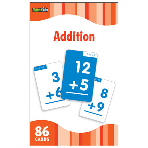 Flash Kids Addition Flash Cards