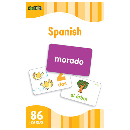 Flash Kids Spanish Flash Cards
