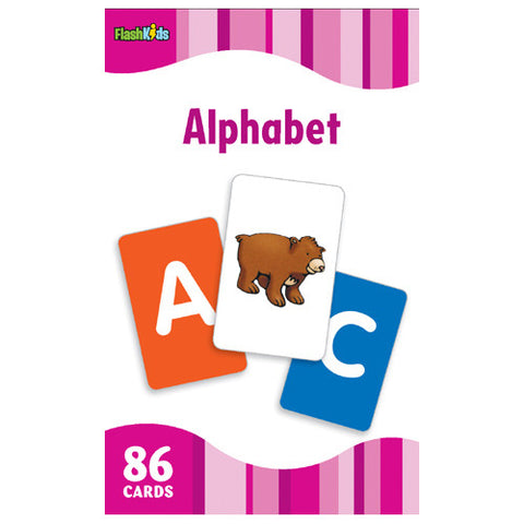 Flash Kids Alphabet Flash Cards