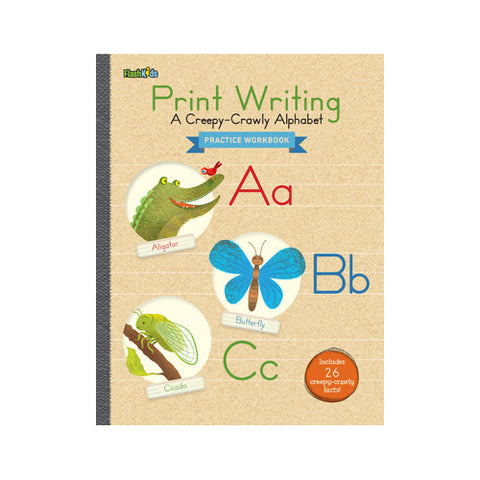 Flash Kids Print Writing