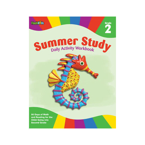 Flash Kids Summer Study Daily Grade 2