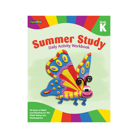 Flash Kids Summer Study Daily Grade K