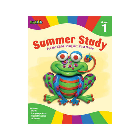 Flash Kids Summer Study Grade 1