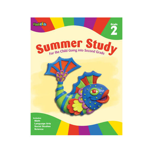 Flash Kids Summer Study Grade 2