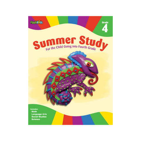 Flash Kids Summer Study Grade 4