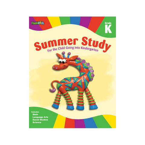 Flash Kids Summer Study Grade K