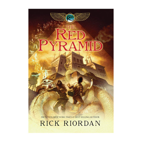 Scholastic Red Pyramid Juvenile Fiction