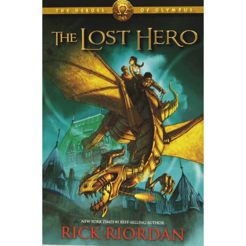 Hachette Heroes of Olympus Book One