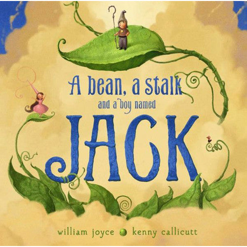 Simon Bean, A Stalk and A Boy Named Jack