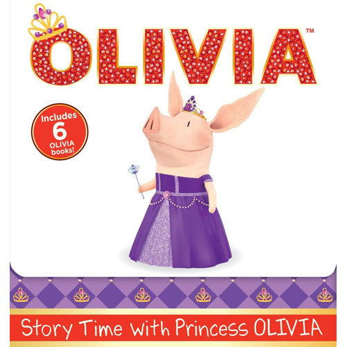 Simon Story Time with Princess Olivia
