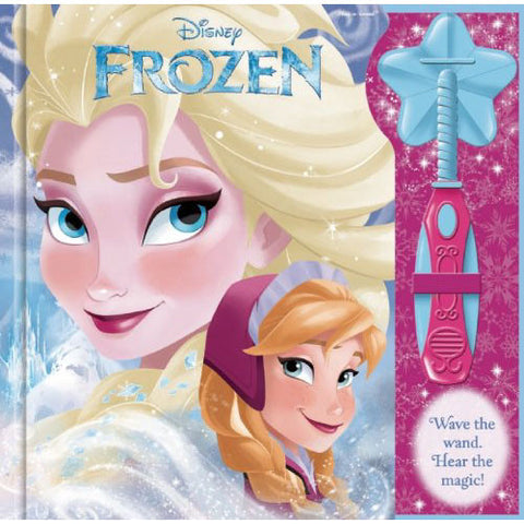Perseus Disney Frozen Magic Wand