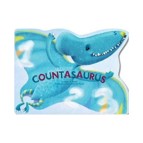 Chronicle Books Countasaurus BB