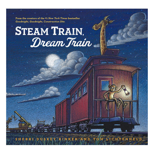 Chronicle Books Steam Train
