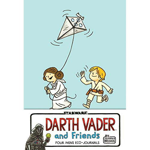 Mudpuppy Darth Vader and Friends Journal