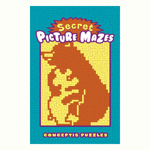 Sterling Secret Picture Mazes